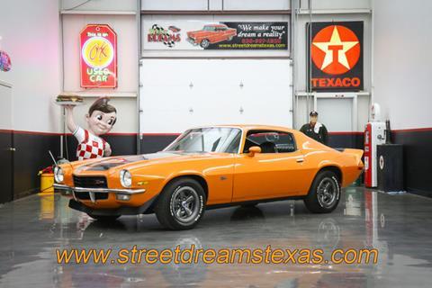 1973 Chevrolet Camaro for sale in Fredericksburg, TX
