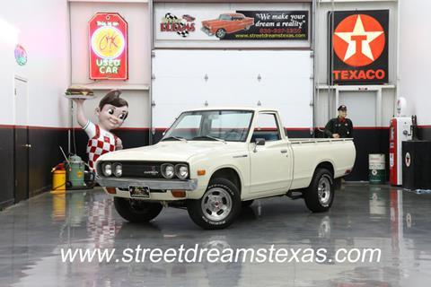 1972 Datsun 620 for sale in Fredericksburg, TX