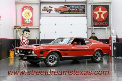 1971 Ford Mustang for sale in Fredericksburg, TX