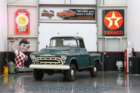 1957 Chevrolet 3100 for sale in Fredericksburg, TX