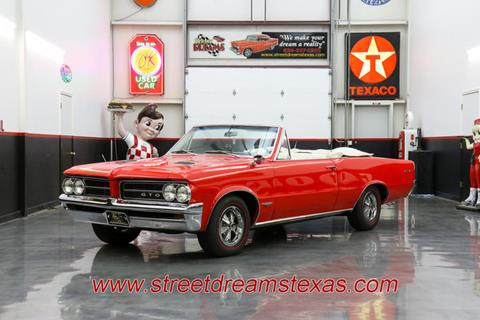 1964 Pontiac GTO for sale in Fredericksburg, TX