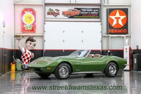 1973 Chevrolet Corvette for sale in Fredericksburg, TX