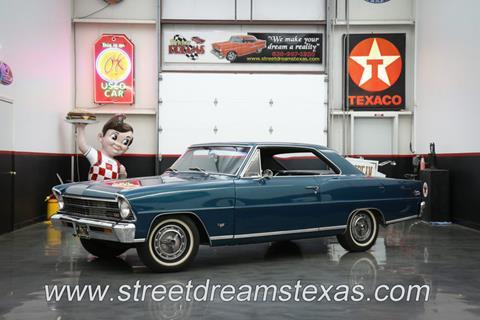 1967 Chevrolet Nova for sale in Fredericksburg, TX