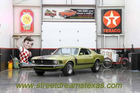 1970 Ford Mustang for sale in Fredericksburg, TX