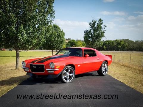 1970 Chevrolet Camaro for sale in Fredericksburg, TX