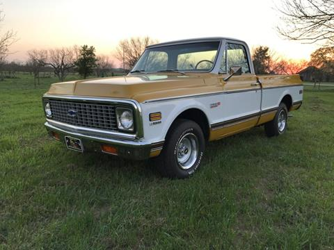 1972 Chevrolet Silverado 1500 for sale in Fredericksburg, TX