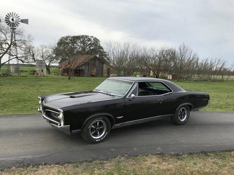 1967 Pontiac GTO for sale in Fredericksburg, TX