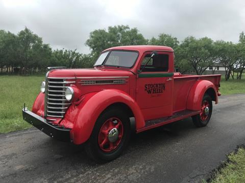1945 Diamond-T Pickup for sale in Fredericksburg, TX