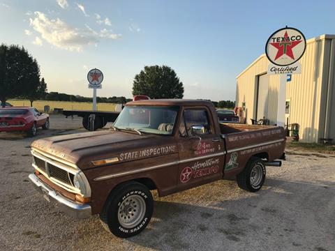 1972 Ford F-100 for sale in Fredericksburg, TX
