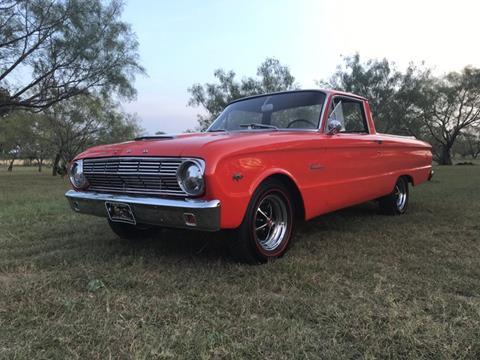 1963 Ford Ranchero for sale in Fredericksburg, TX