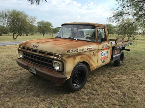 1965 Ford F-250 for sale in Fredericksburg, TX