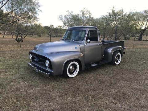 1955 Ford F-100 for sale in Fredericksburg, TX