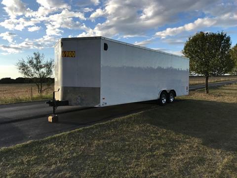 2015 Wells Cargo FastTrac for sale in Fredericksburg, TX