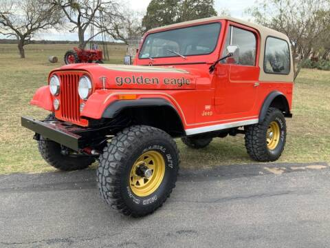 1979 Jeep CJ-5 for sale in Fredericksburg, TX