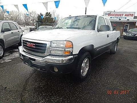 2005 GMC Sierra 1500 for sale in Clearfield, UT