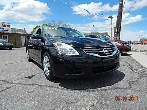 2012 Nissan Altima for sale in Clearfield, UT