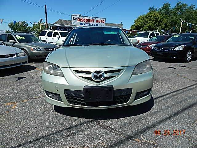 2008 Mazda MAZDA3 s Touring 4dr Sedan 5A - Clearfield UT