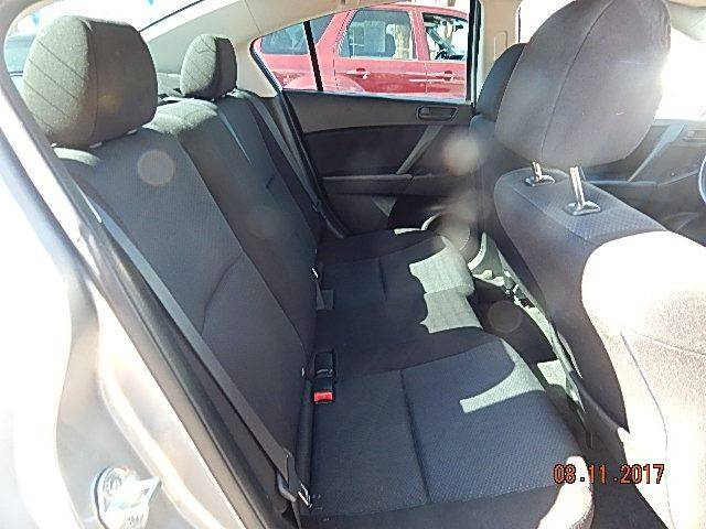 2010 Mazda MAZDA3 i Sport 4dr Sedan 5A - Clearfield UT