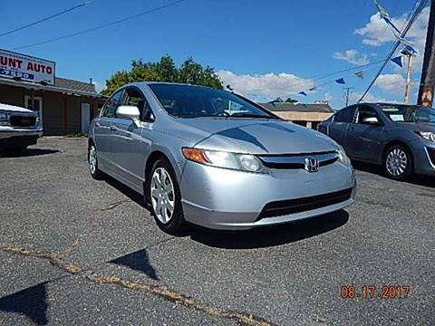 2006 Honda Civic for sale at Dave's discount auto sales Inc in Clearfield UT