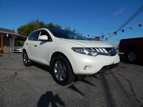 2010 Nissan Murano for sale in Clearfield, UT