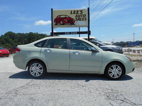2010 Ford Focus for sale in Taylors, SC