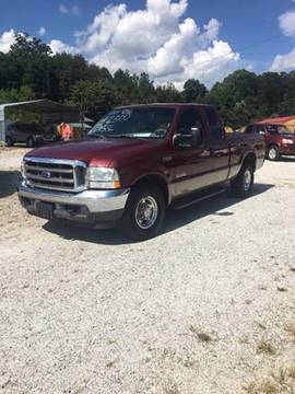 2004 Ford F-250 Super Duty for sale in Taylors, SC