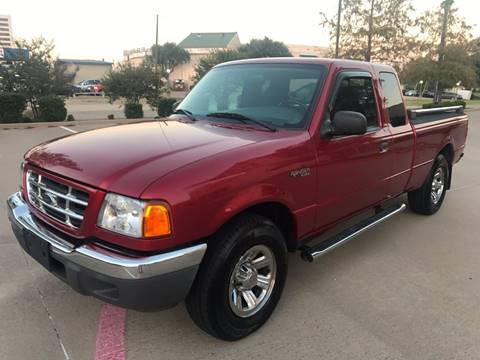 2003 Ford Ranger for sale in Richardson, TX