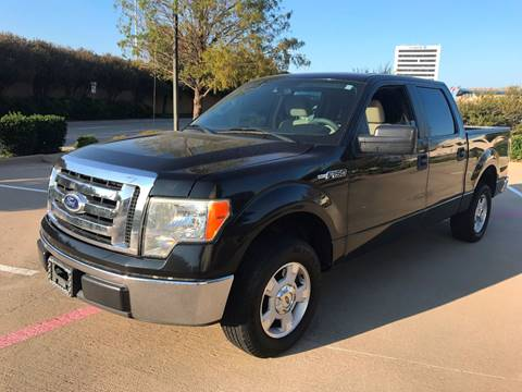 2010 Ford F-150 for sale in Richardson, TX