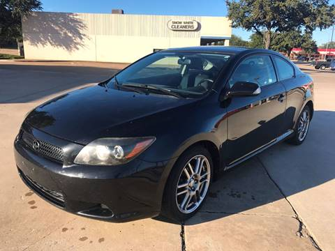 2009 Scion tC for sale at Ted's Auto Corporation in Richardson TX