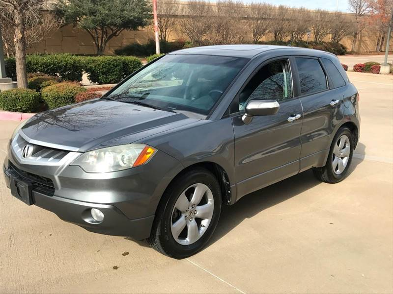 Acura Rdx SHAWD Dr SUV WTechnology Package In Richardson - Acura rdx fuel type