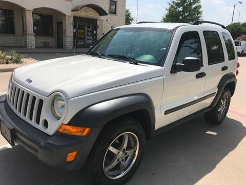 2006 Jeep Liberty for sale in Richardson, TX