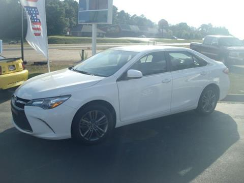 2016 Toyota Camry for sale in Anniston, AL