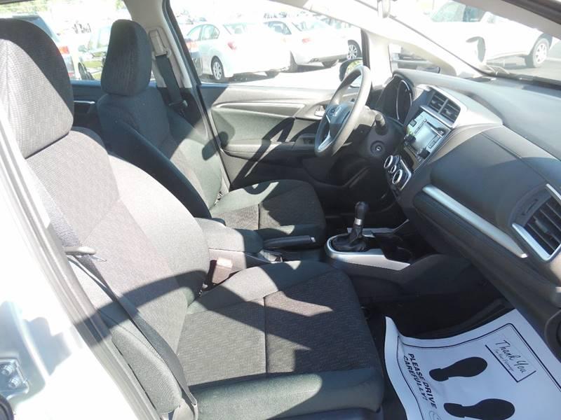 2015 Honda Fit LX 4dr Hatchback 6M - Scottdale PA