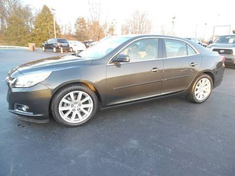 2015 Chevrolet Malibu for sale in Scottdale, PA