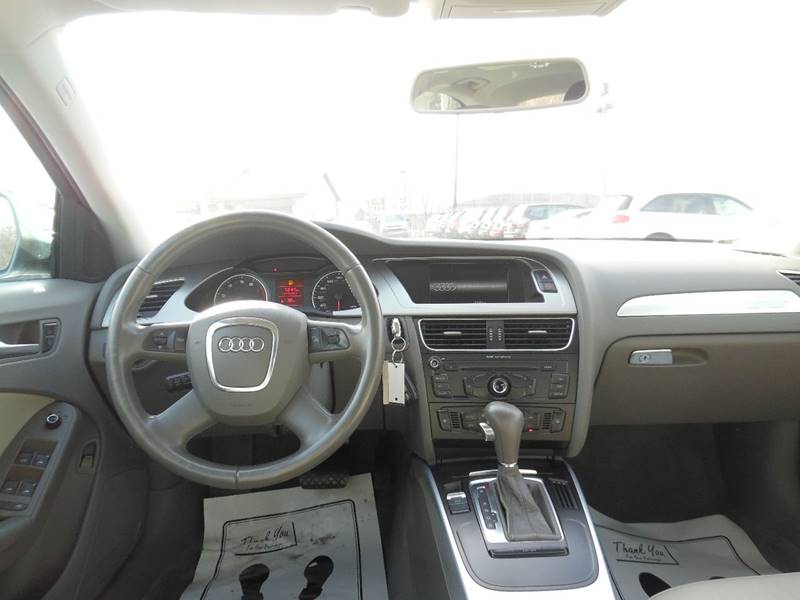 2009 Audi A4 AWD 2.0T quattro Premium 4dr Sedan 6A - Scottdale PA