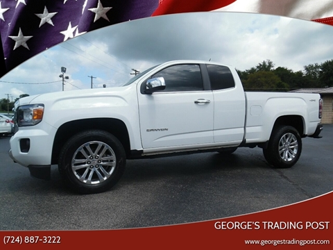 2016 GMC Canyon for sale in Scottdale, PA