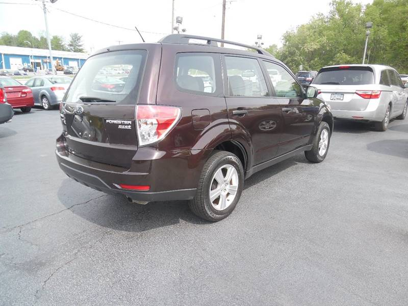 2013 Subaru Forester AWD 2.5X 4dr Wagon 4A - Scottdale PA