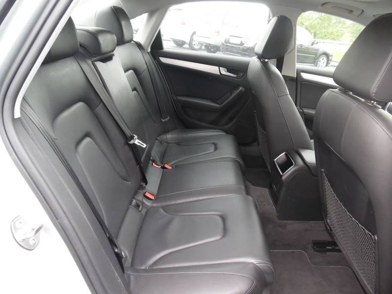 2011 Audi A4 2.0T quattro Premium AWD 4dr Sedan 8A - Scottdale PA