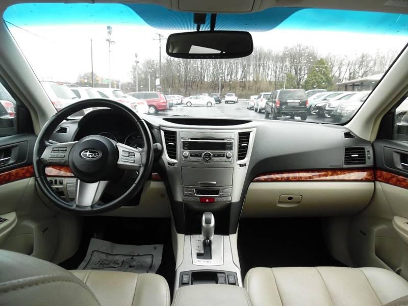 2011 Subaru Outback AWD 2.5i Limited 4dr Wagon - Scottdale PA