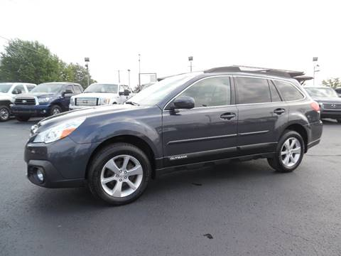 2013 Subaru Outback for sale in Scottdale, PA