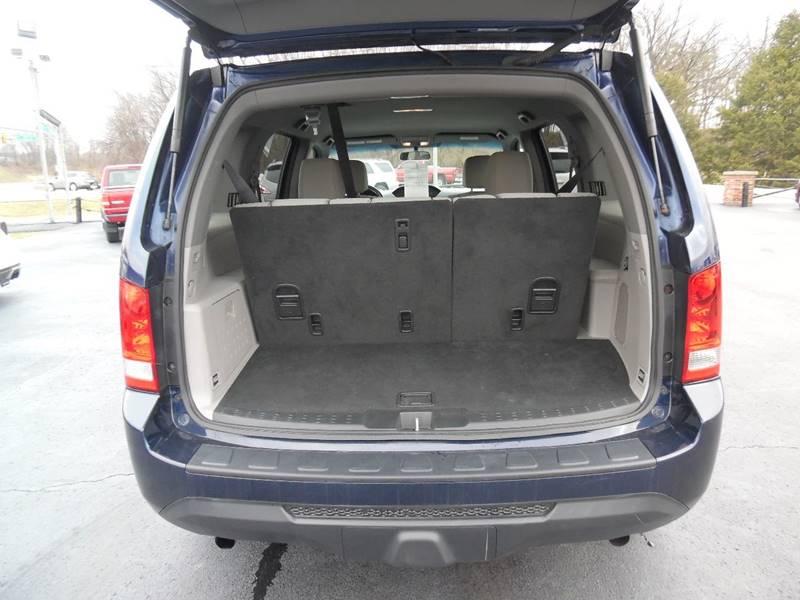 2013 Honda Pilot 4x4 LX 4dr SUV - Scottdale PA
