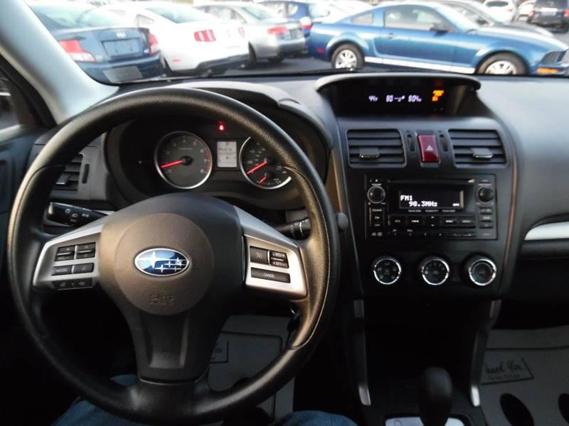 2014 Subaru Forester AWD 2.5i 4dr Wagon CVT - Scottdale PA