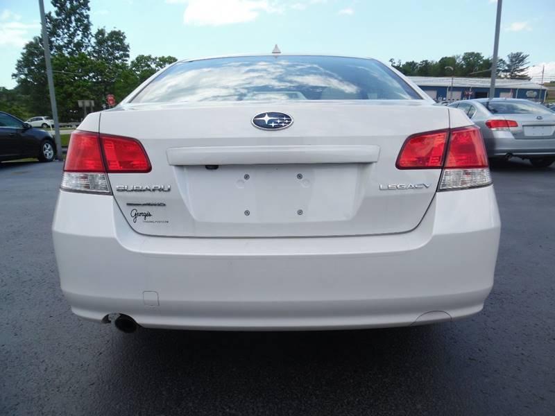 2014 Subaru Legacy AWD 2.5i Premium 4dr Sedan - Scottdale PA