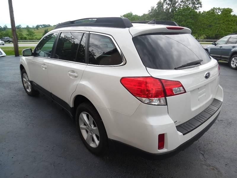 2014 Subaru Outback AWD 2.5i Premium 4dr Wagon CVT - Scottdale PA