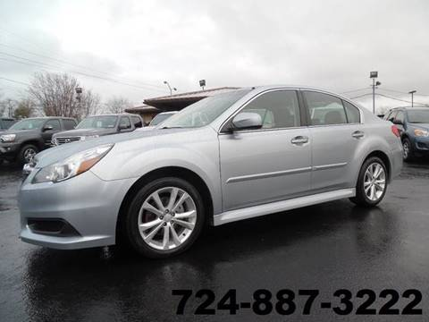 2013 Subaru Legacy for sale in Scottdale, PA