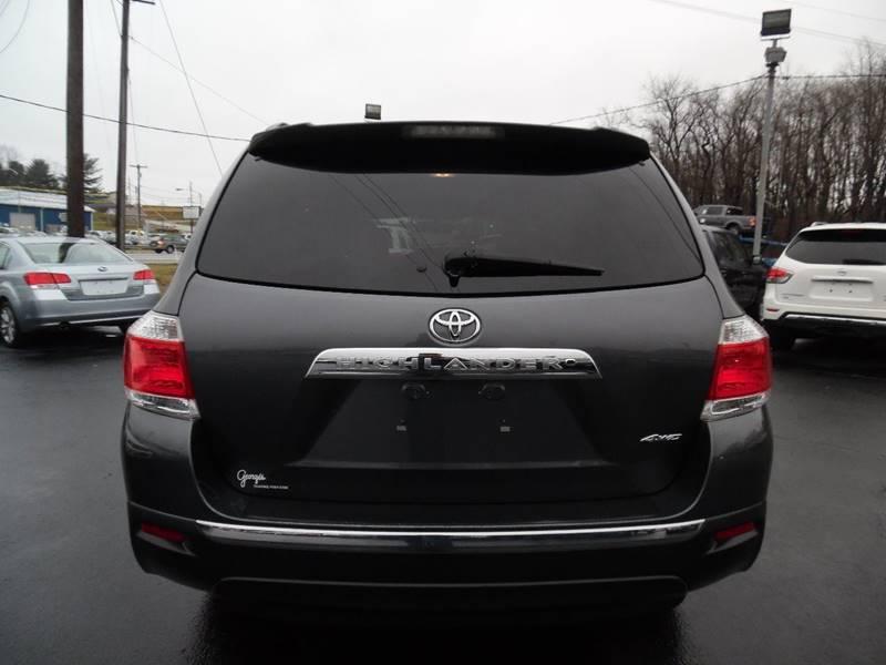 2013 Toyota Highlander AWD SE 4dr SUV - Scottdale PA