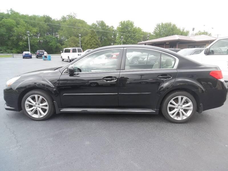 2013 Subaru Legacy AWD 2.5i Premium 4dr Sedan - Scottdale PA