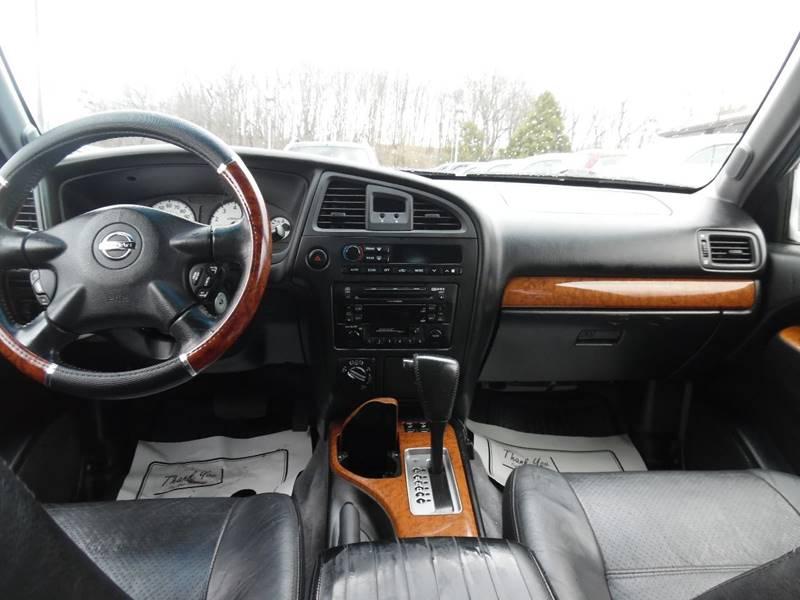 2003 Nissan Pathfinder LE 4WD 4dr SUV - Scottdale PA