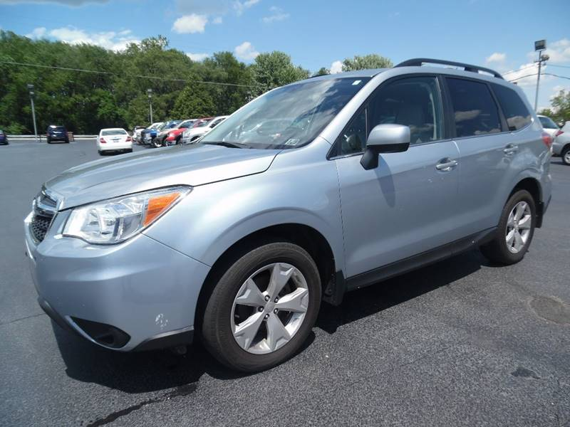 2014 Subaru Forester AWD 2.5i Limited 4dr Wagon - Scottdale PA