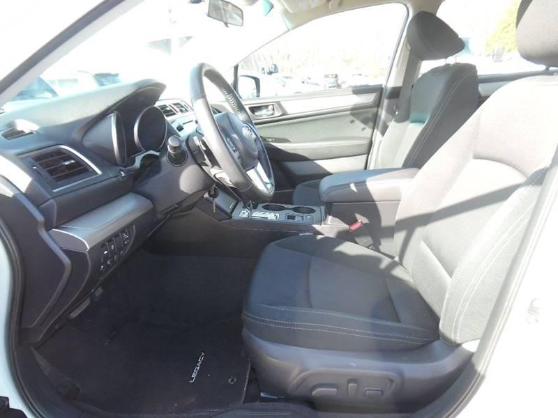 2015 Subaru Legacy AWD 2.5i Premium 4dr Sedan - Scottdale PA
